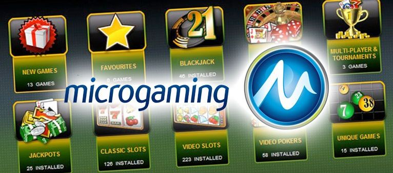 Does the Microgaming network offer bingo websites?