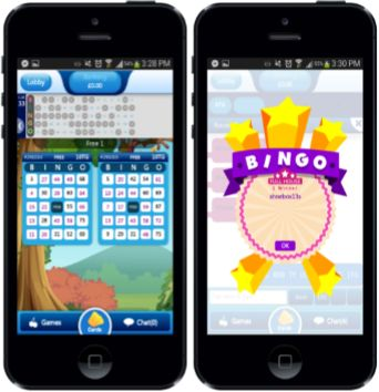 Can you play bingo on your mobile device?